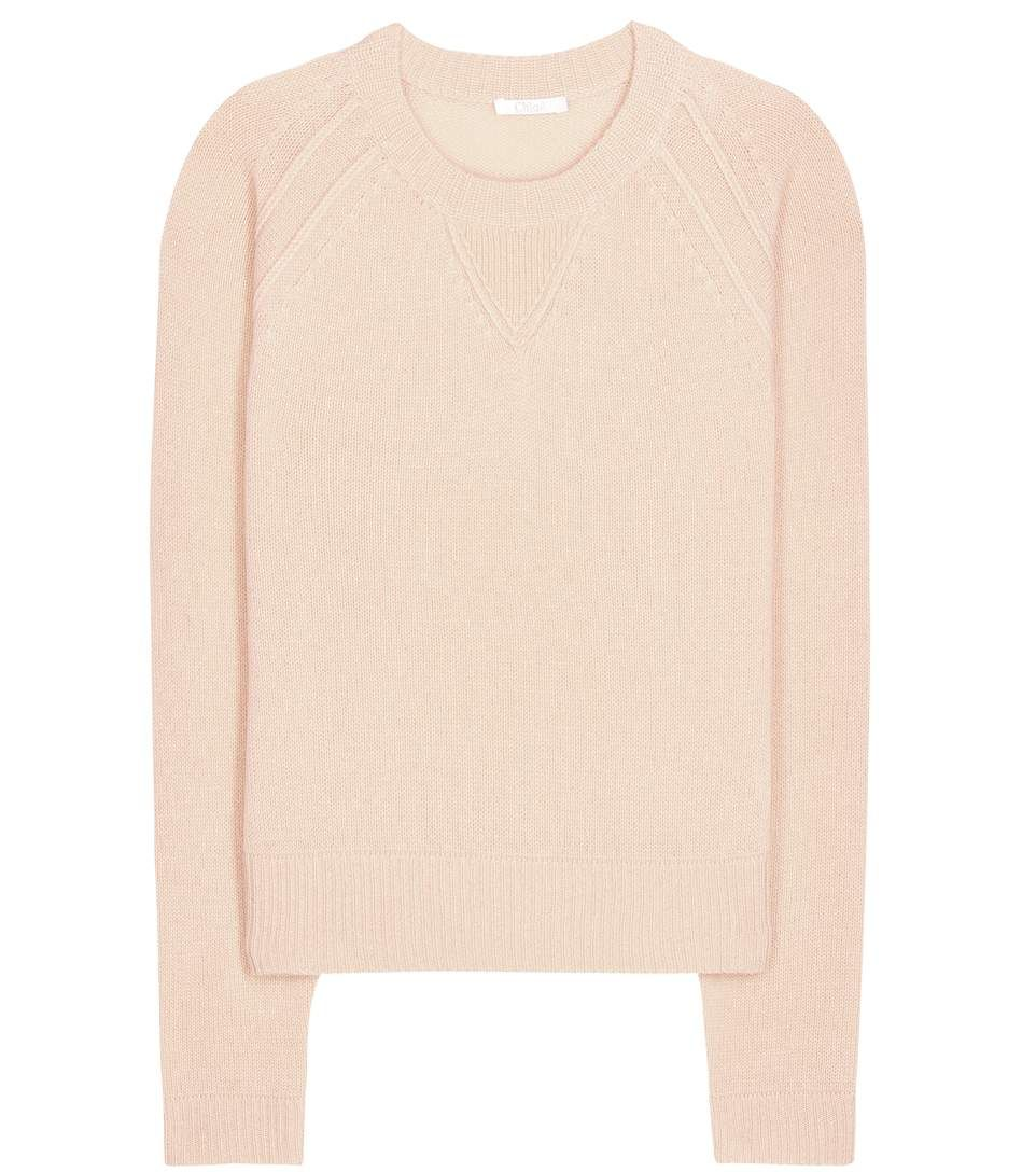 mytheresa.com - Cashmere Sweater » Chloé ¦ mytheresa - Luxury ...