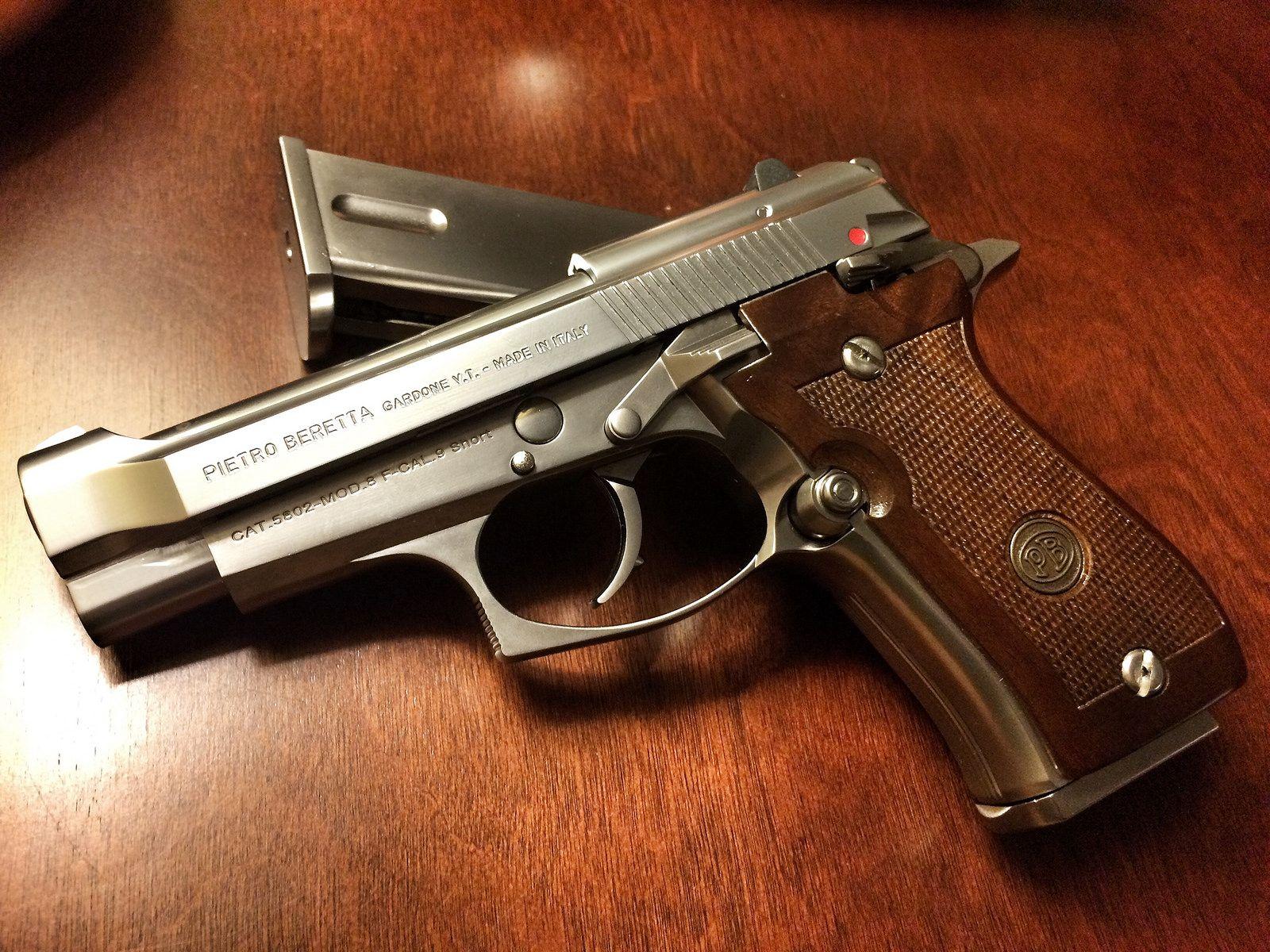 Beretta Cheetah Model 84FS | My little hobby | Beretta