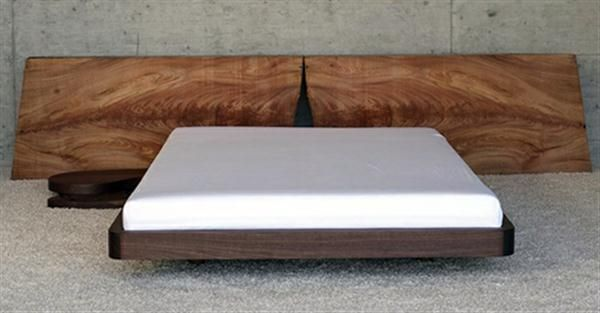 Modern-Rustic-Solid-Wood-Bed-Design-Ideas-Floating-Air