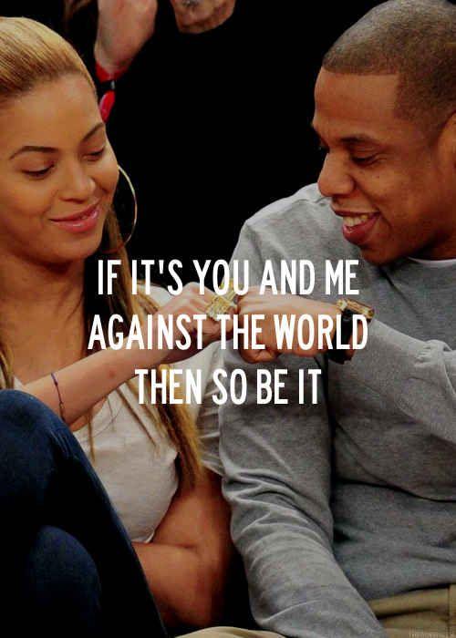 Beyoncé & Jay MC/HG (Part II - On the Run)