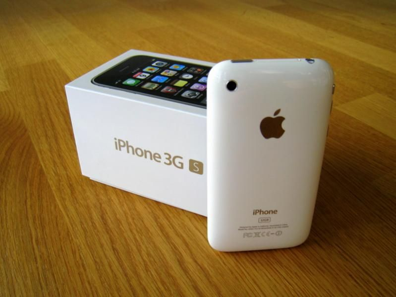 Oryg Iphone 3gs Black White Folia Pl Promocja 5425865075 Oficjalne Archiwum Allegro Iphone Apple Tv Streaming Device