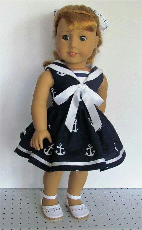 Pin von Molly Fackler auf Doll Clothes | Pinterest