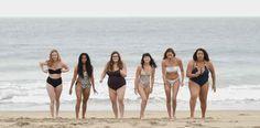 Wir zogen Badeanzüge von Victoria's Secret an und das ist dann passiert