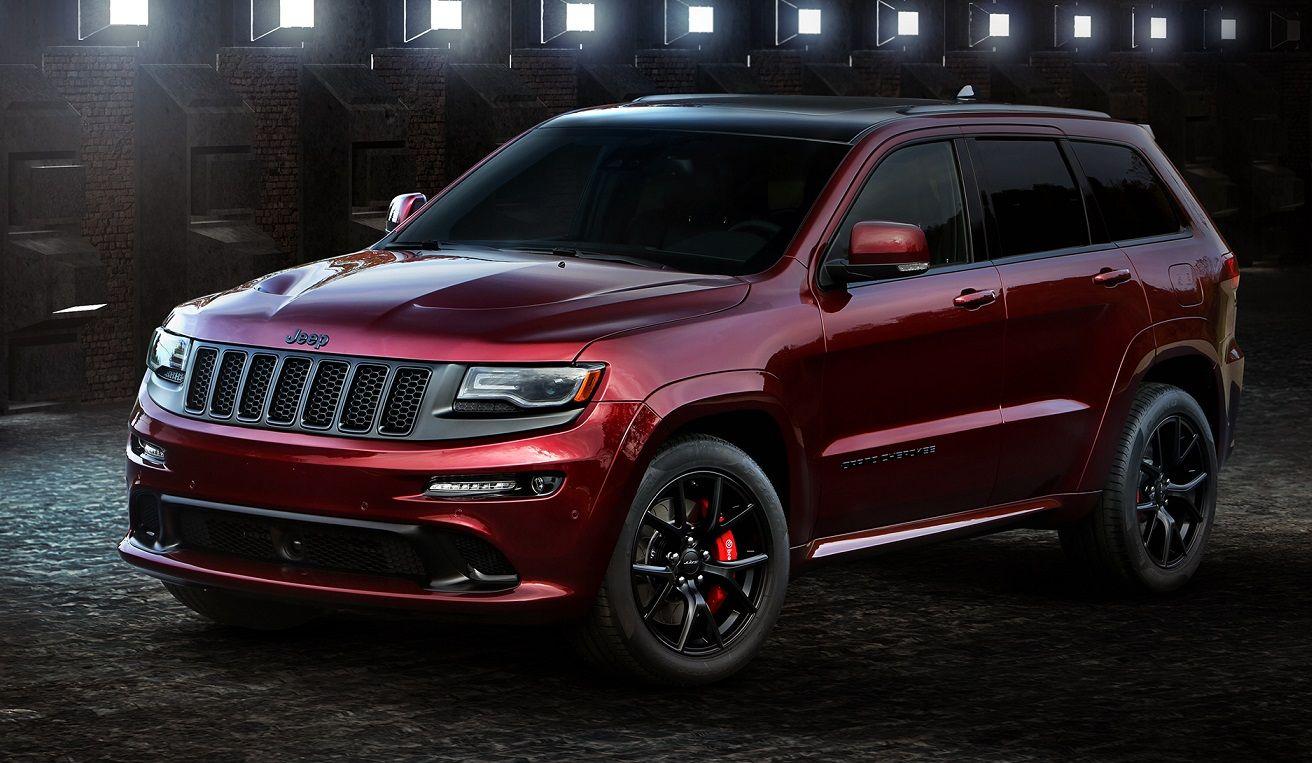 2016 Jeep Grand Cherokee Srt Night 2017 Srt8