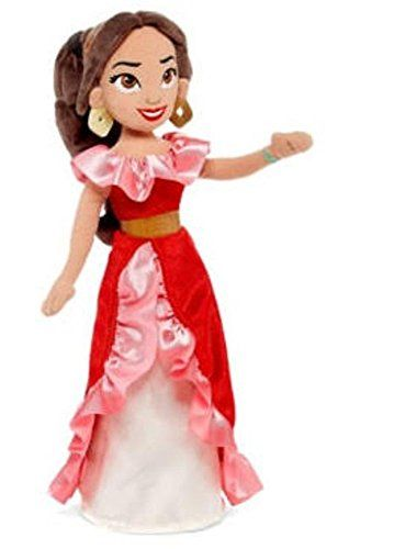 d17ae65cfca ... Meet Disney s Newest Princess now on Home Video. Disney Collection Elena  of Avalor Plush Doll ~ 15