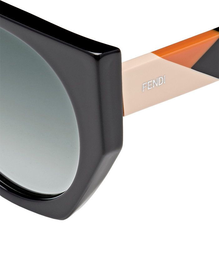 719a90c6054 fun way to play with colorblocking in arms Fendi 0151 Sunglasses ...