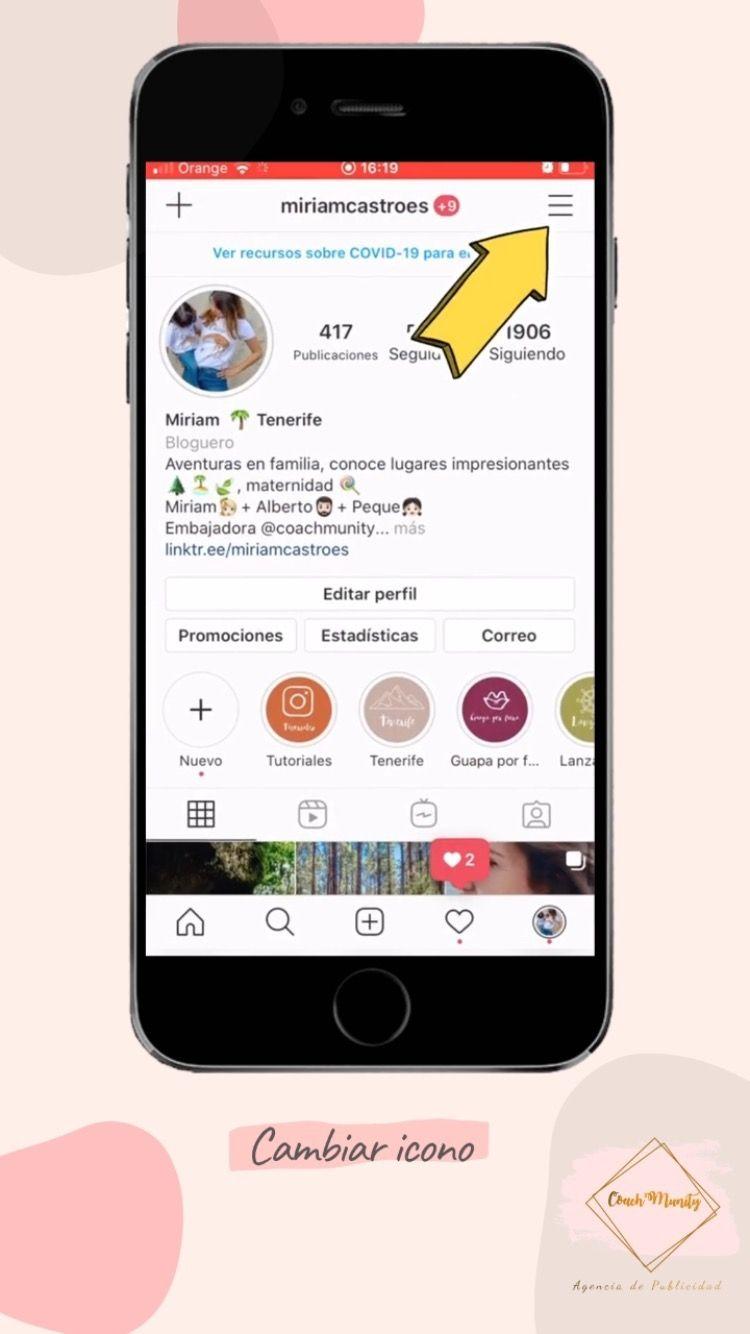 Cómo Cambiar El Icono De La App Te Dejo Un Nuevo Tutorial Algo Sencillo Si Quieres Cambiar El Aspecto Del Icono En Tu Móvil De La App Envíame Tu Icono