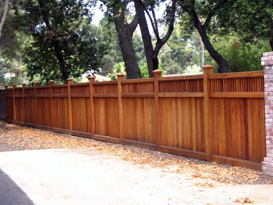 Possibility Fence Design Privacy Fence Designs Outdoor Decor