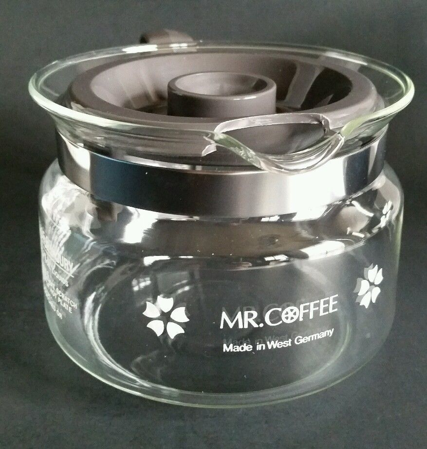 Mr Coffee 1988 D 4 Replacement 4 Cup Glass Coffee Decanter Pot New In Box Mr Coffee Coffee Decanters Decanter