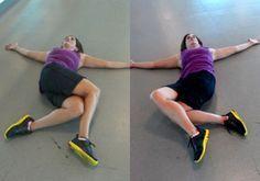 Quadratus Lumborum Stretch Quadratus Lumborum Stretch Ql