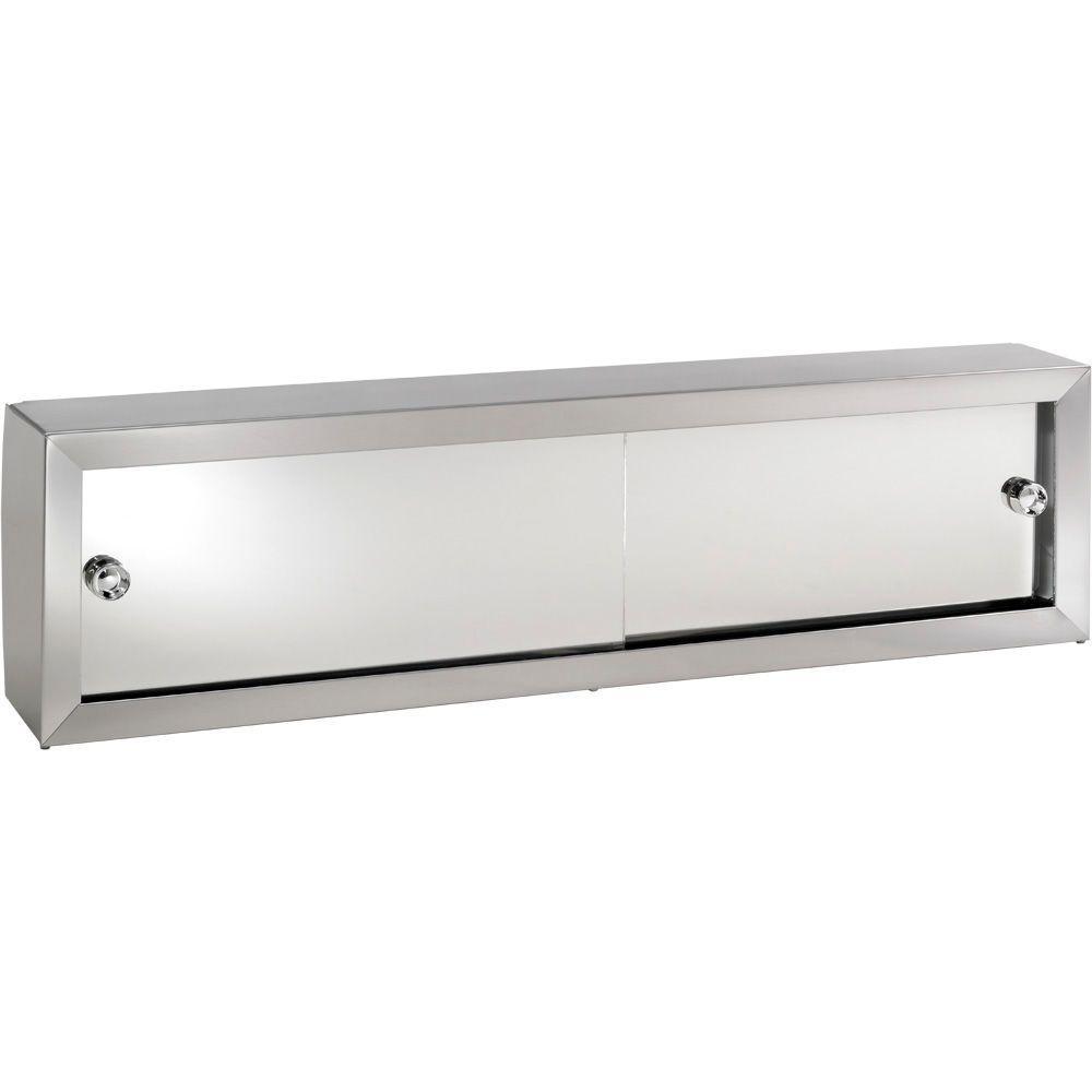 Broan Nutone Perfect Square 16w X 26h In Recessed Medicine Cabinet 807p24wh By Bro Recessed Medicine Cabinet Medicine Cabinet Mirror Bathroom Medicine Cabinet