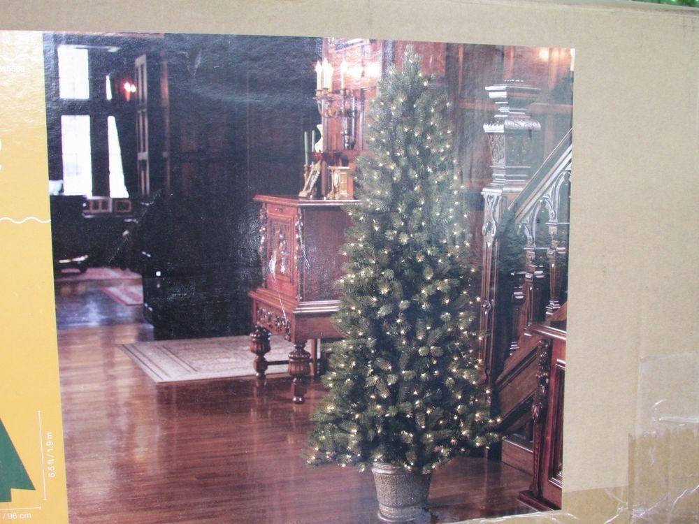 Kirkland Signature 6.5 Foot Pre-Lit Christmas Tree With 500 Constant Lights  #KirklandSignature #christmas #holiday #christmastree #artificialtree  #prelit ... - Kirkland Signature 6.5 Foot Pre-Lit Christmas Tree With 500 Constant