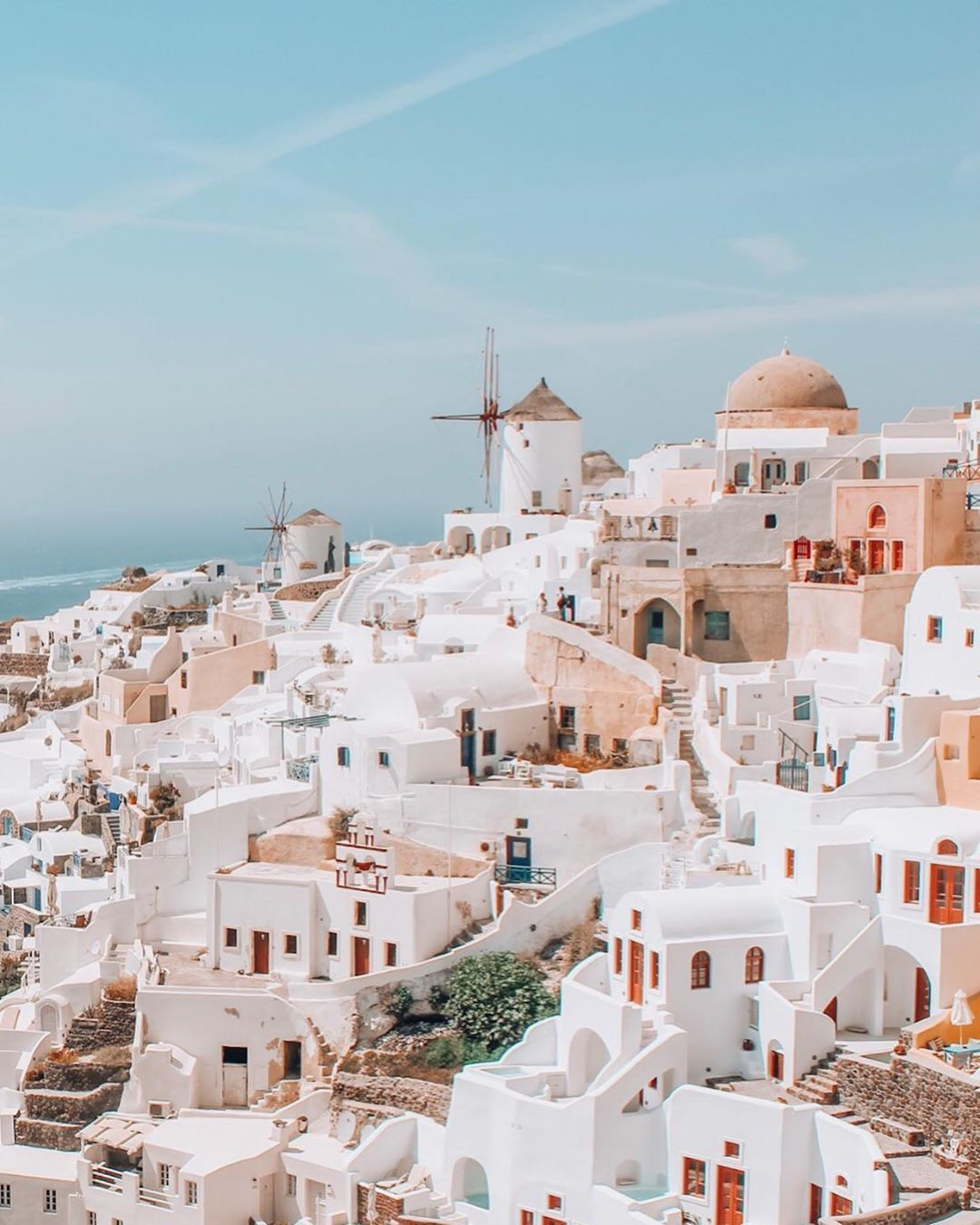 Santorini Greece Travel Historic Townn Island Travel Tourist Attraction Sightseeing Spots S Travel Aesthetic Beautiful Places To Travel Dream Vacations