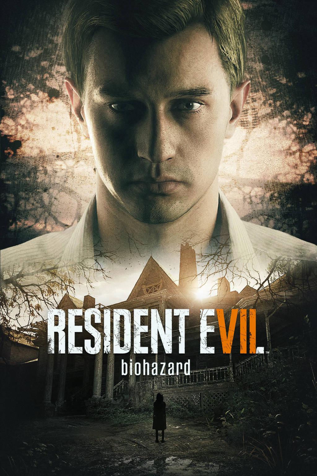 Resident Evil 7 Resident Evil Resident Evil Game Resident Evil Vii