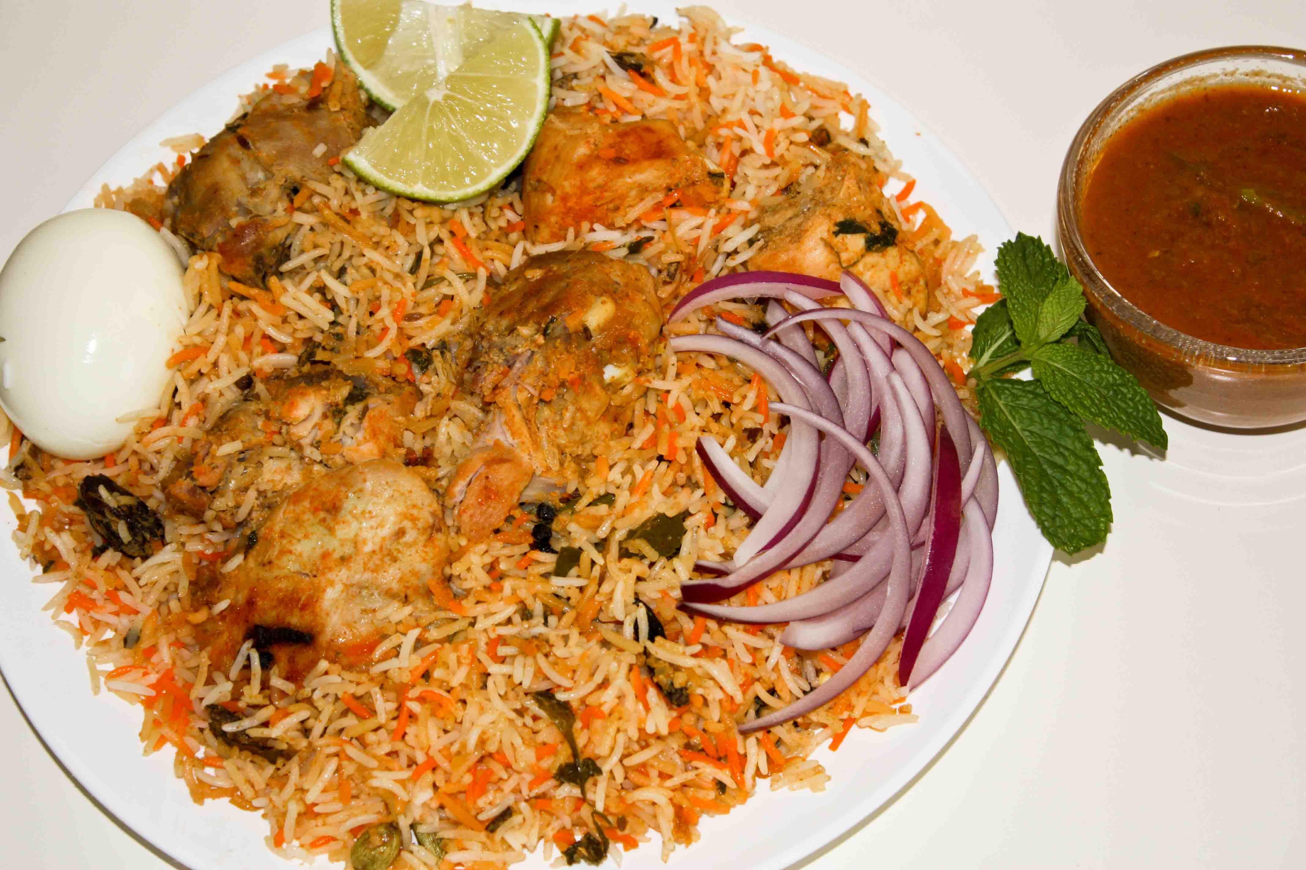 Deccani biryani a lip smacking simple biryani recipe from deccani food deccani biryani a lip smacking simple biryani recipe from forumfinder Image collections
