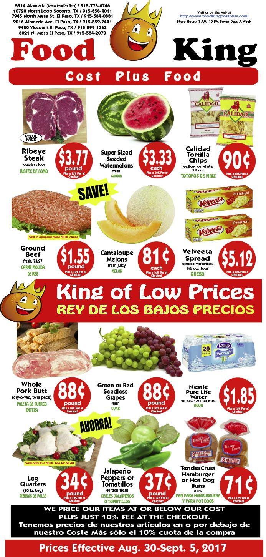 Food King Supermarkets Circular Wwwtopsimagescom