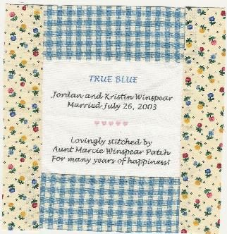 quilt_label_story | Quilting | Pinterest | Quilt labels and Tutorials : examples of quilt labels - Adamdwight.com