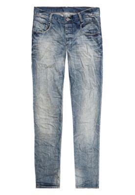 Calça Jeans Reta G-Star New Radar Azul - R$569.90