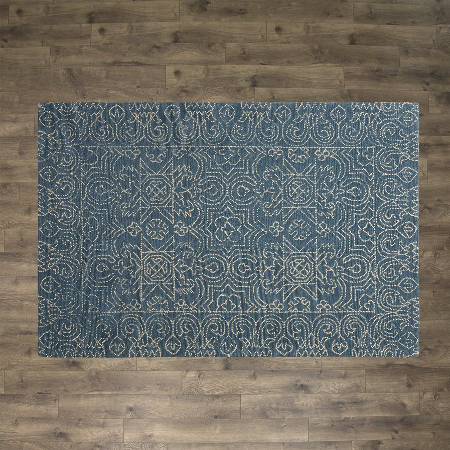 Erick Blue Area Rug 430 Joss Main 8x10 Beach Rugs Pinterest