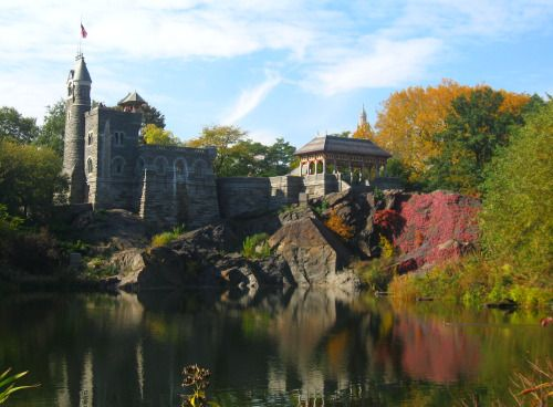 Belvedere Castle Central Park New York---Yup, This Calls