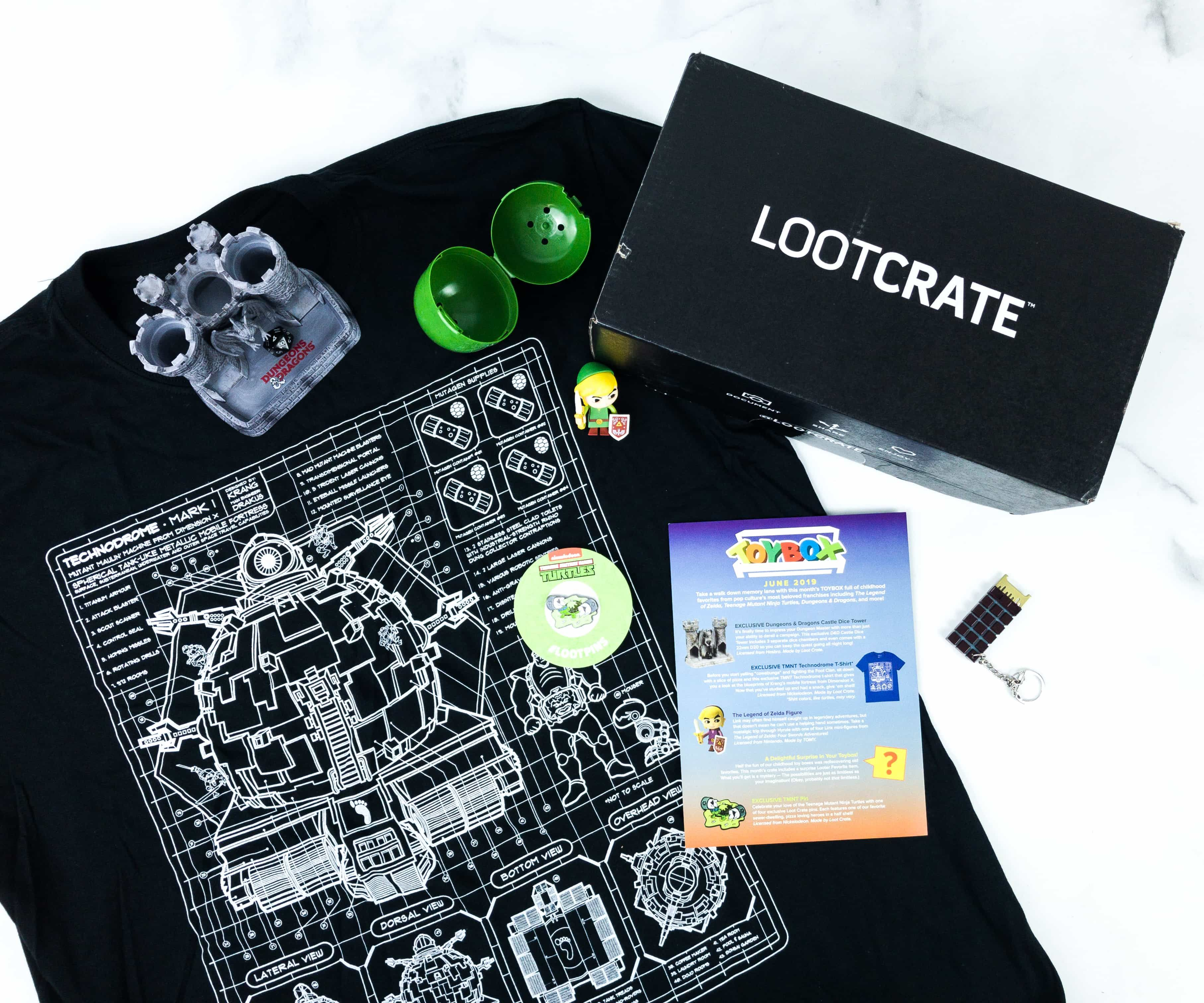 loot crate coupons august 2019