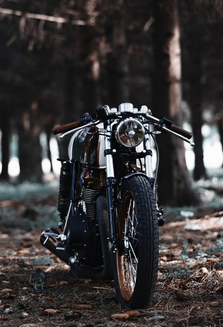 "gentlemansessentials: ""Cafe Racer Gentleman's Essentials """