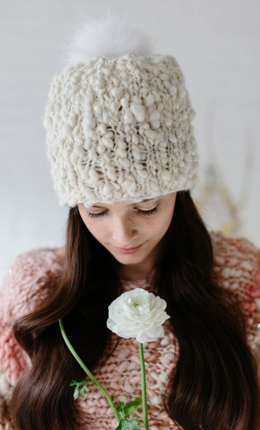 a6847e332 Perfect Slouch Hat Pattern ~ FREE | Blogger Knitting Patterns We ...