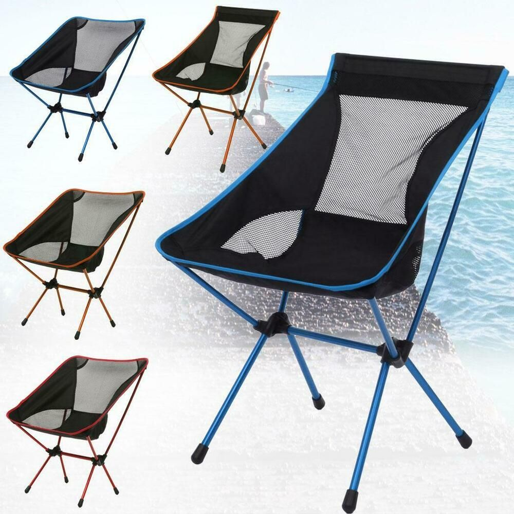 Ad(eBay) Aluminum Alloy Folding Chair Fishing Seat Stool
