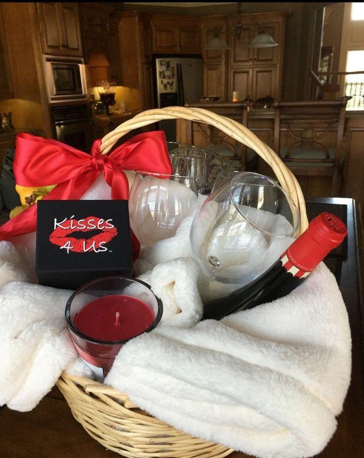 Kisses 4 us making kissing fun gift basket stuffer for