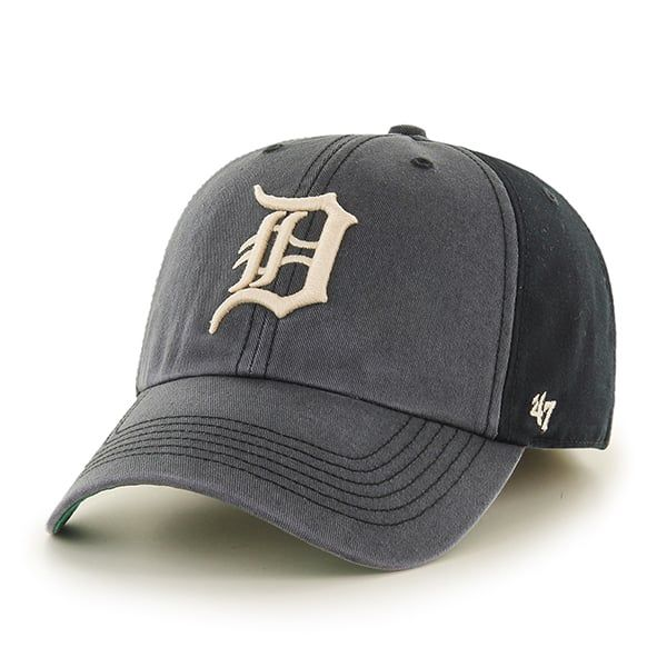 e65ee169208 Detroit Tigers Humboldt Franchise Black 47 Brand Fitted Hat in 2019 ...