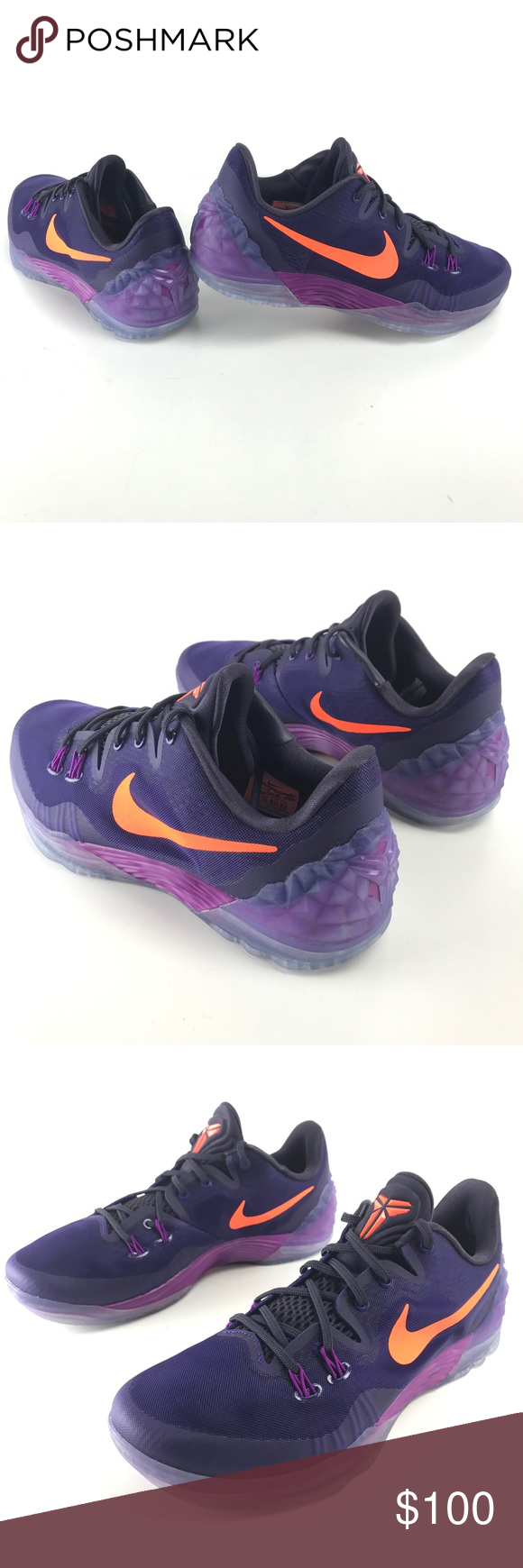the best attitude 2ce76 713c7 Nike Zoom Kobe Venomenon 5 Purple Basketball Shoes New Nike Zoom Kobe  Venomenon 5 Purple Basketball Shoes Style  749884-585 Available Sizes  11US, 10UK, ...