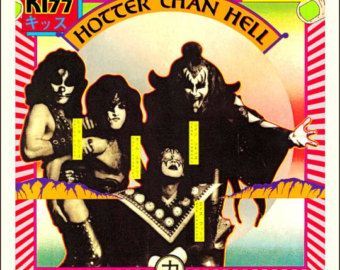 kiss at tiger stadium   Chandeliers & Pendant Lights   KISS - The ...
