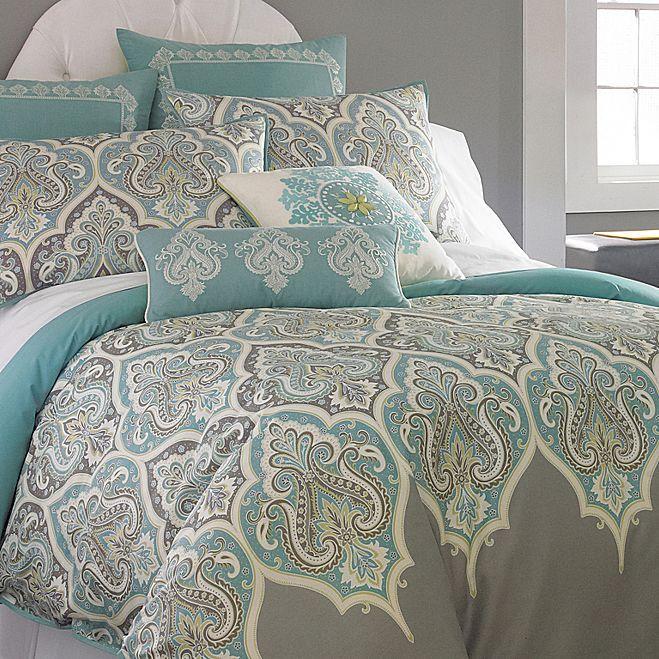 Kashmir Bedding Set