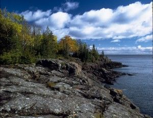 Michigan Camping In Isle Royale National Park