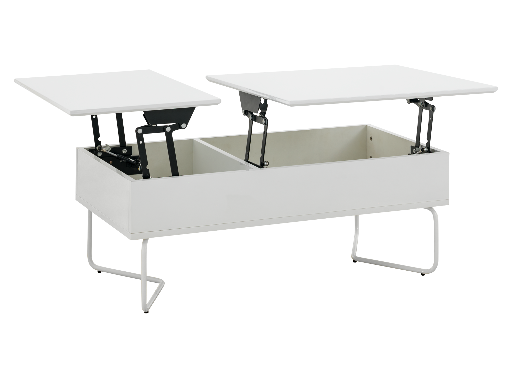 Table Basse Dinette Laque Blanc Meuble Fly Table Basse Table Basse D Appoint Table Basse Relevable