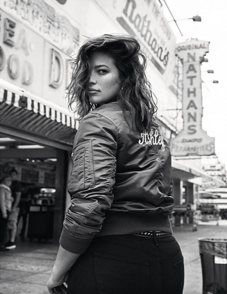 Photo of Ashley Graham   IMG Models