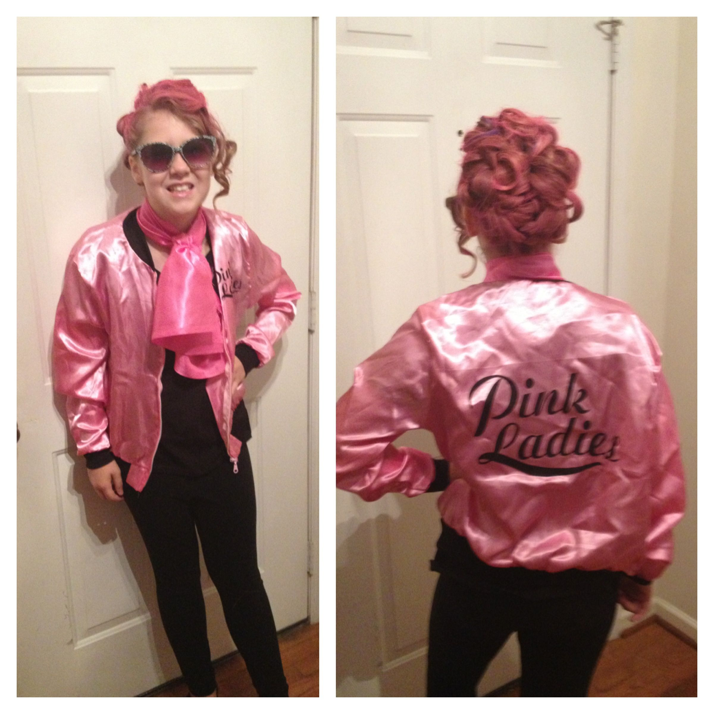 quotfrenchiequot from grease this was for character day at