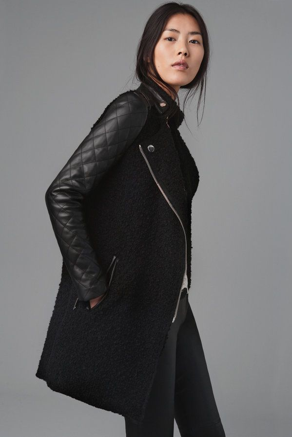 Manteau zara femme nouvelle collection 2016