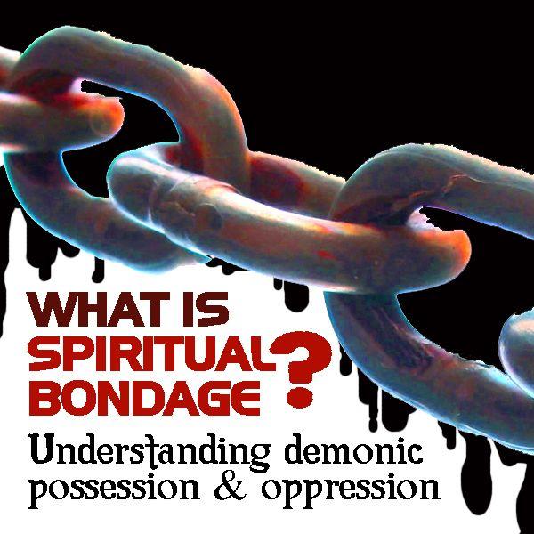 Image result for spiritual bondage images