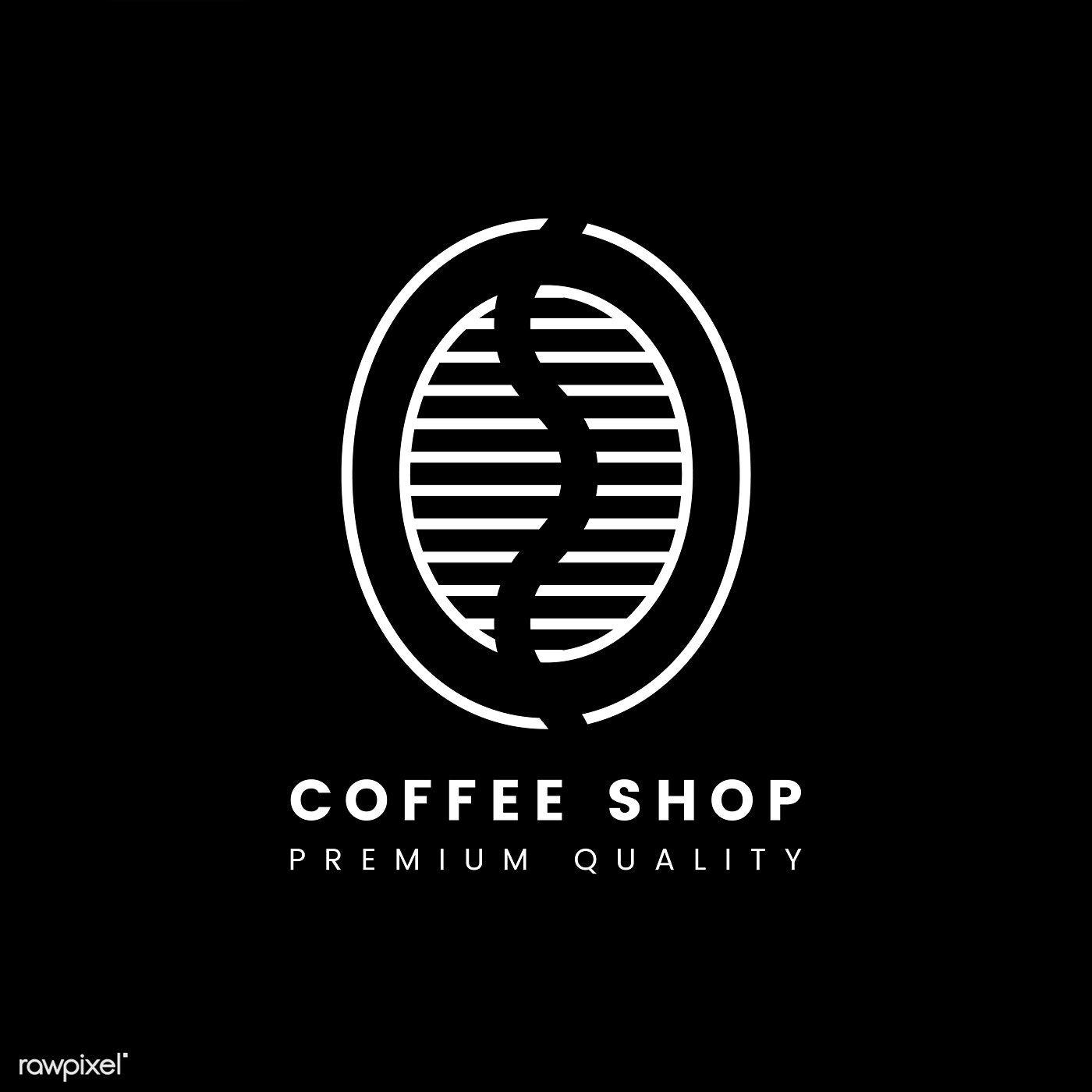 Premium Quality Coffee Shop Logo Vector Free Image By Rawpixel Com Coffee Shop Logo Cafe Logo Design Shop Logo