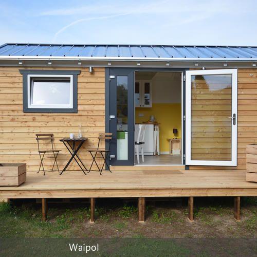 Viamala das j ngste tiny house mitglied der waipol for Mini fertighaus gunstig