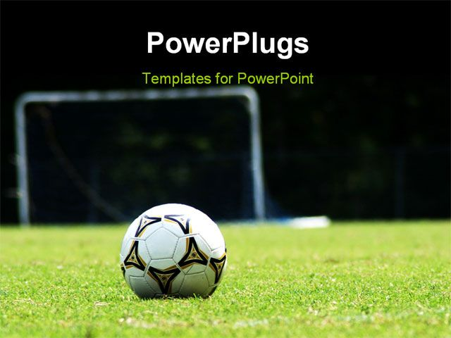 Soccer ball powerpoint presentation template football powerpoint soccer ball powerpoint presentation template football powerpoint presentation templates pinterest presentation templates soccer ball and powerpoint toneelgroepblik Images