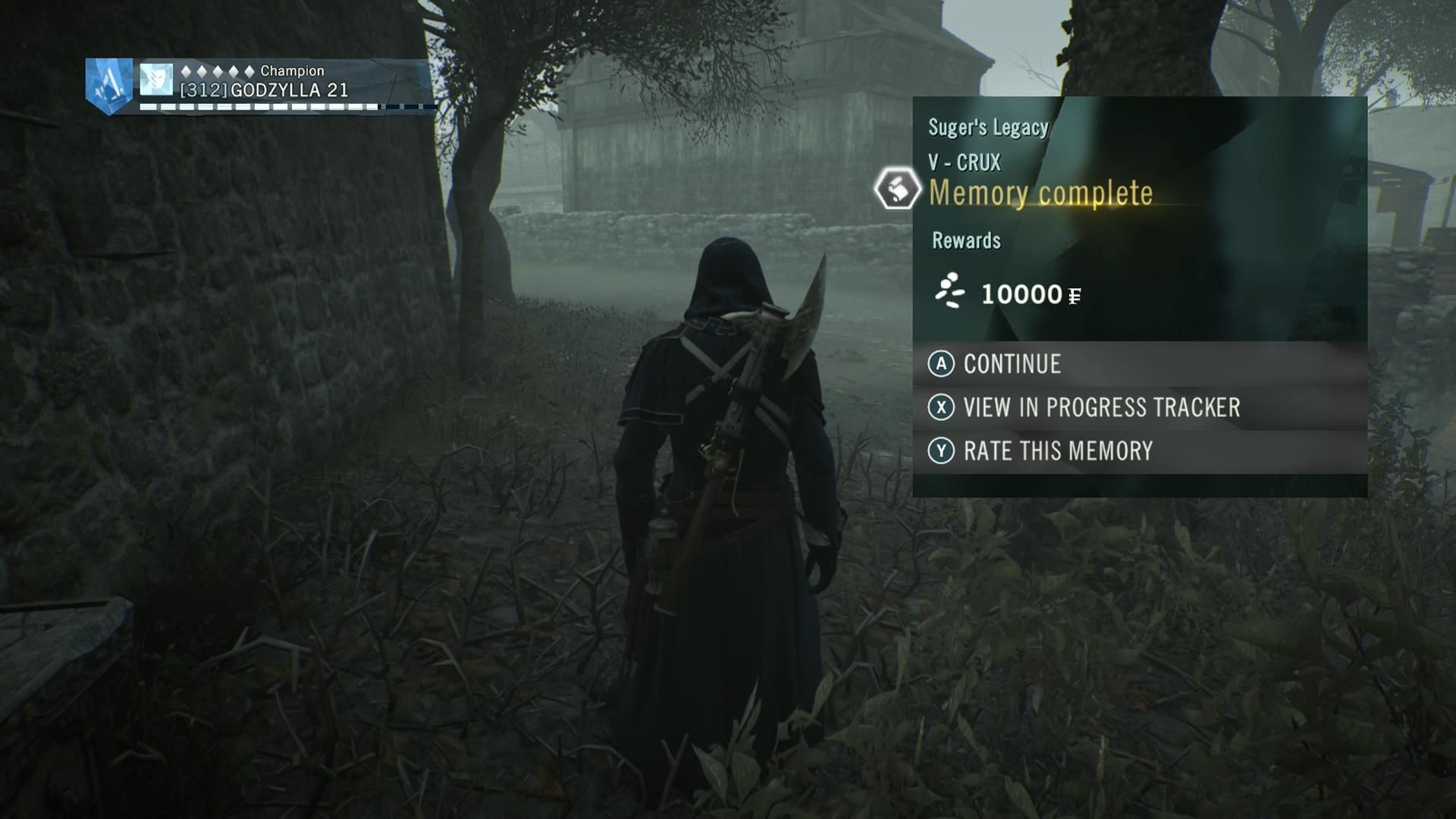 Assassin S Creed Unity Dead Kings Suger S Legacy Crux Walkthrough