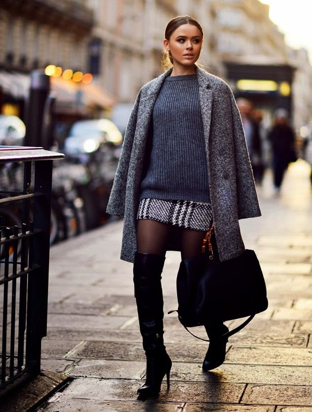 ac8c29bc9f What to Wear in Paris – 10 French Fashion Style Tips  Glam Radar waysify