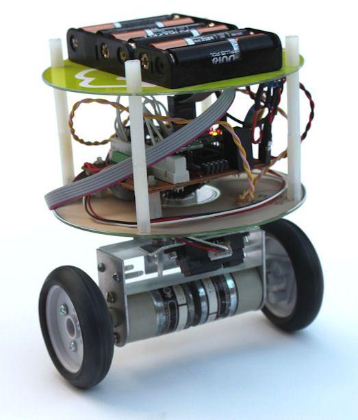 Inverted Pendulum Robot Knowledge Is Power In 2018 Pinterest