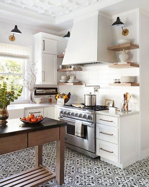 Kitchen Renovation Apartment Therapy: 50 Totally Gorgeous Kitchens To Inspire A Year Of Projects