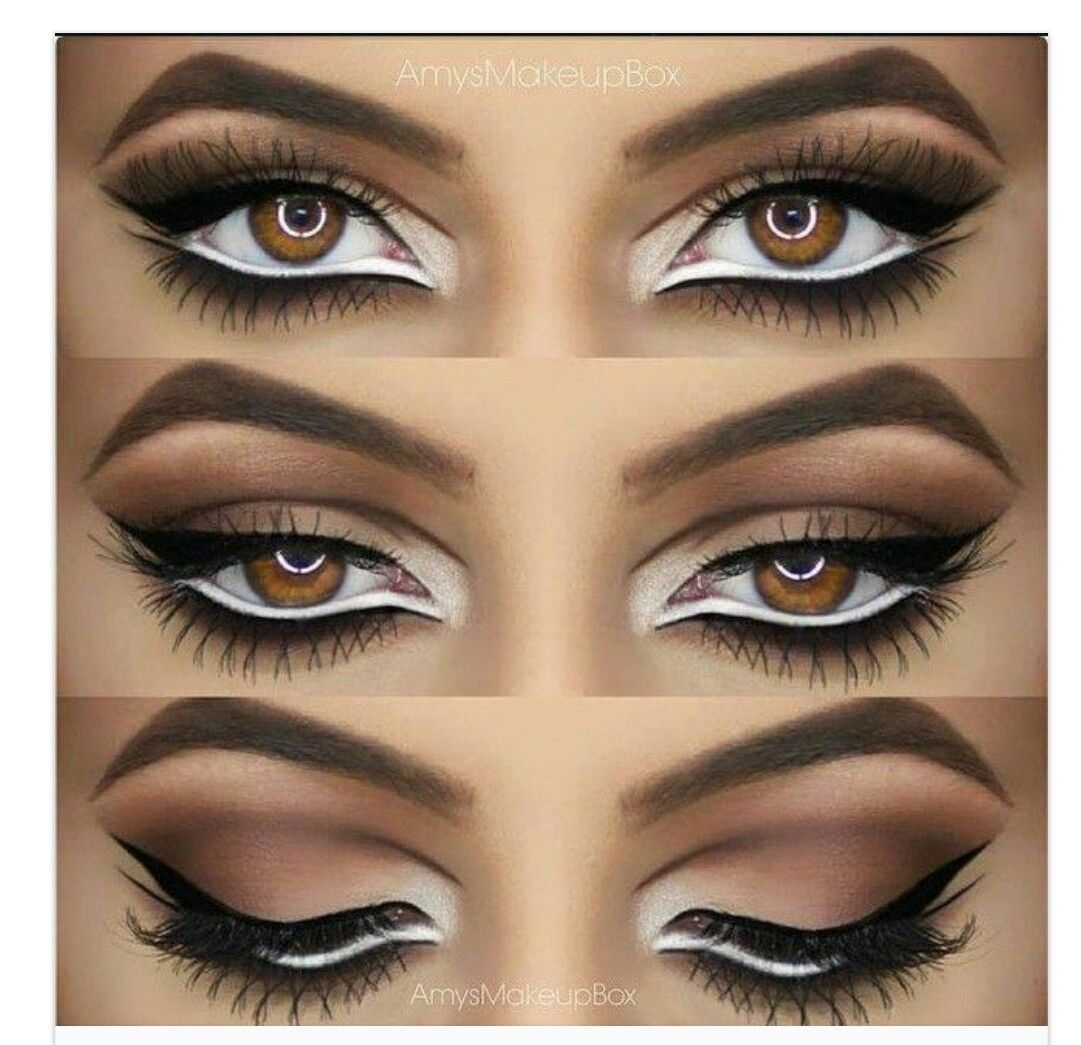 2019 year for lady- Styles Eyeliner for brown eyes