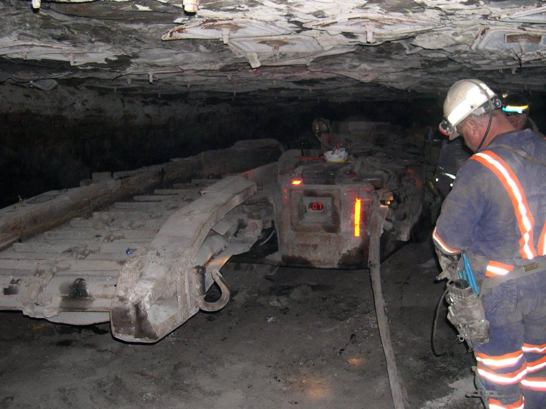 A coal miners health short term gains and long term loss