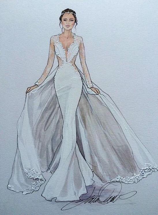 Beautiful #BERTA Sketch by Karen Or <3 | Publications | Pinterest ...