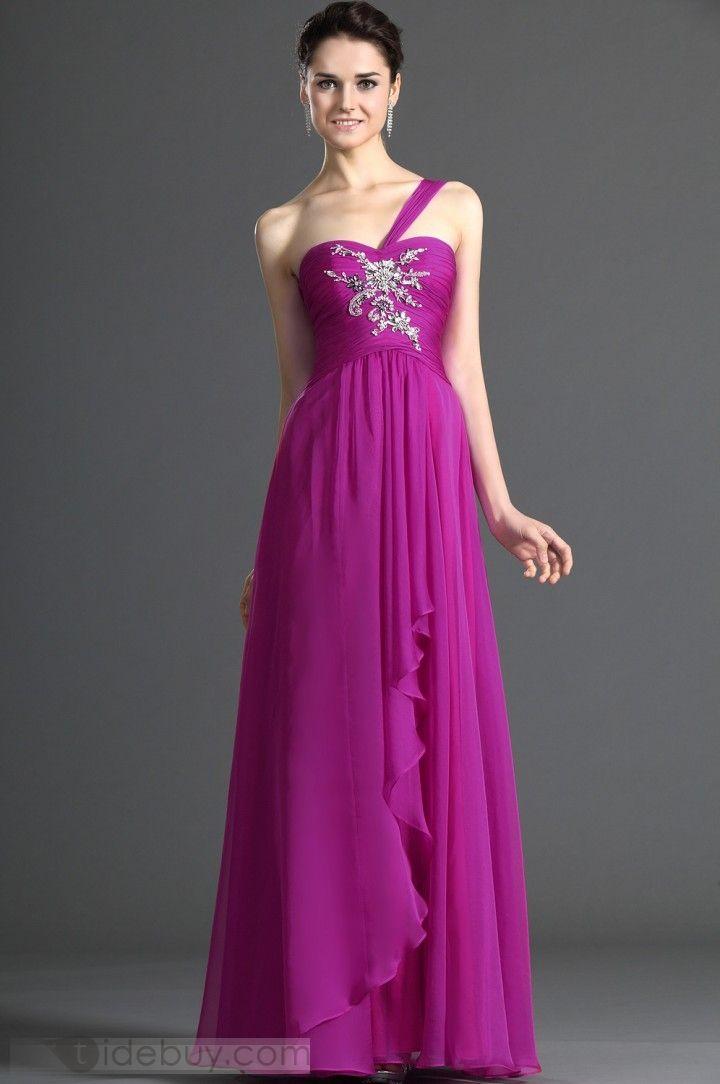 Hermosa Prom Vestido Rosa Uk Patrón - Colección del Vestido de la ...